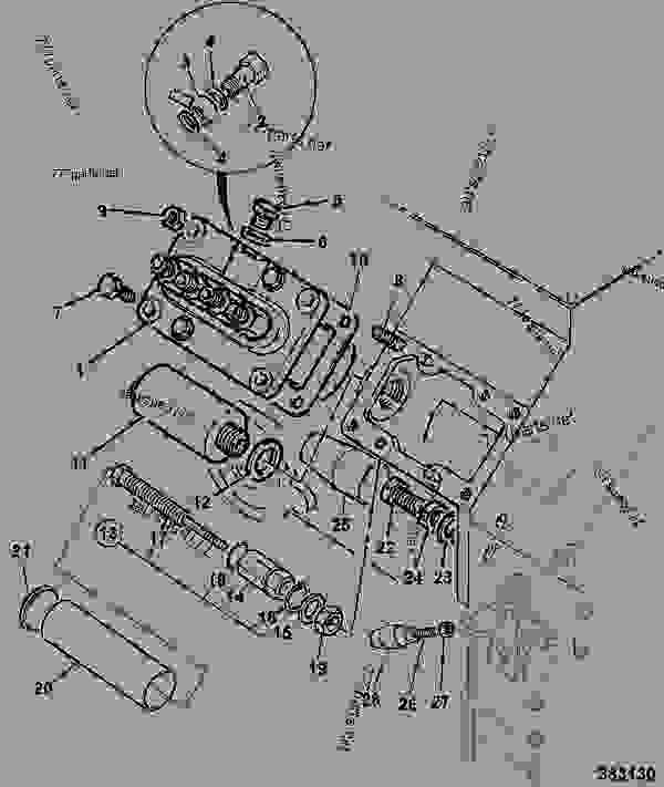 bobcat 753 fuel system diagram