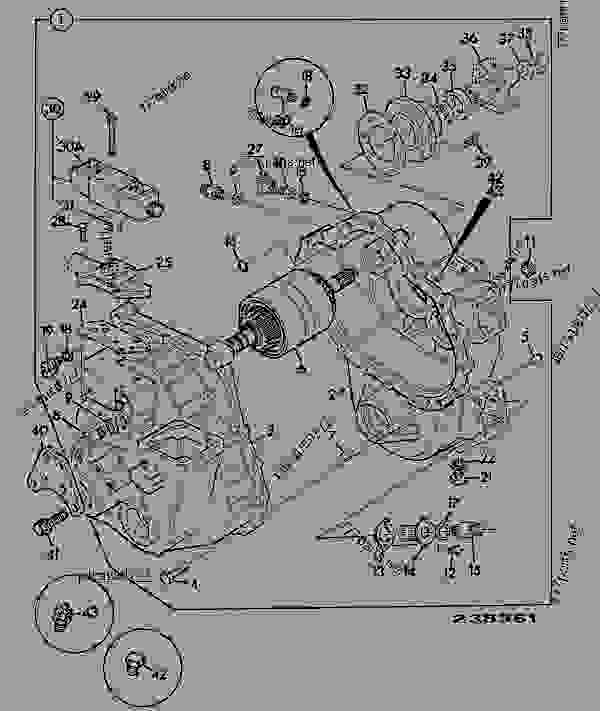 Parts scheme TRANSMISSION, ASSEMBLY, 460/17700 - CONSTRUCTION JCB PS740 - TRANSMISSIONS, 9802/1020 SS660 TRANSMISSION SS660 TRANS, HYDRAULIC 4WD TRANSMISSION, ASSEMBLY, 460/17700 | 777parts