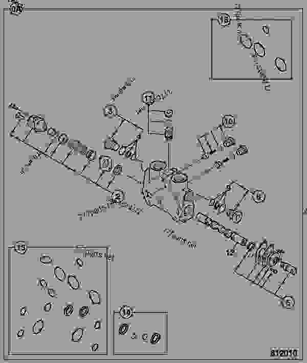 boom lift section lsp 25 222789 valve block agricultural jcb 531 rh 777parts net JCB 3CX Wiring -Diagram For JCB 520 Wiring Diagrams