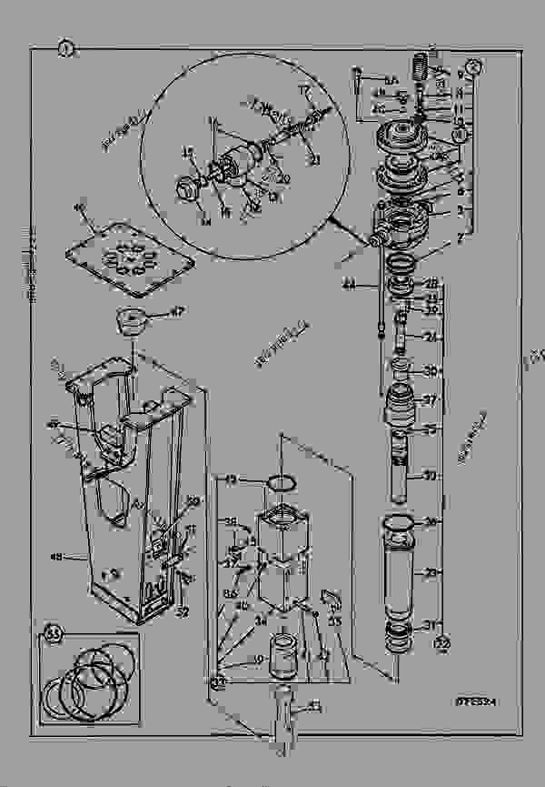 Parts scheme BREAKER, BRH 250 - CONSTRUCTION JCB BREAKERS-BRH - HAMMERS, SWEEPERS, EARTH DRILLS, 9802/0060 ATTACHMENTS, L JCB HAMMERMASTER BREAKER RANGE BREAKER, BRH 250 | 777parts