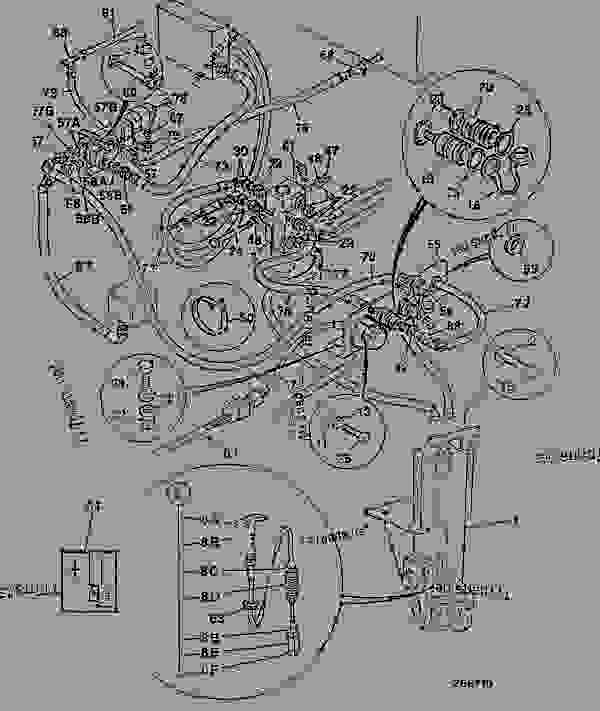farmall b wiring diagram