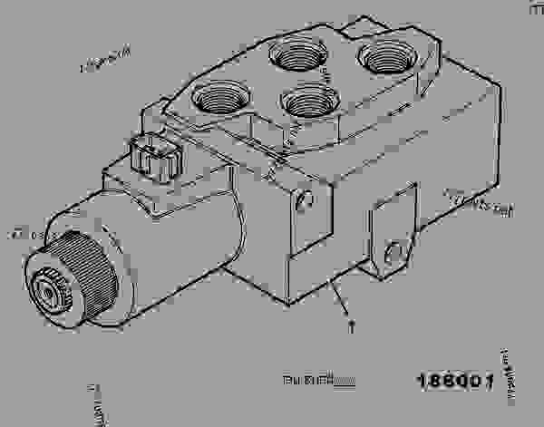 Valve Changeover  Loader Auxiliary