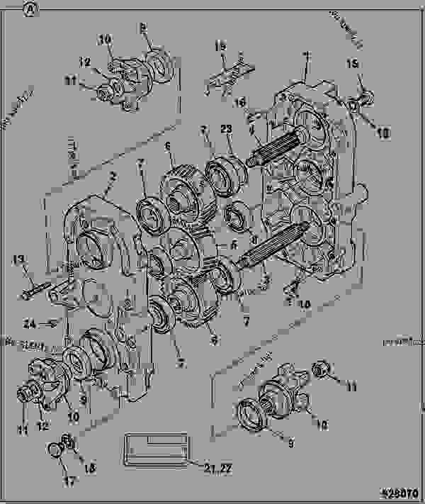 Parts scheme 460/M0892, GEARBOX TG310 - ITL JCB POWERSHIFT - INTERNATIONAL TRANSMISSIONS LIMITED, 9802/1040 TRANSFER GEARBOX / DROPBOX TG310 460/M0892, GEARBOX TG310 | 777parts