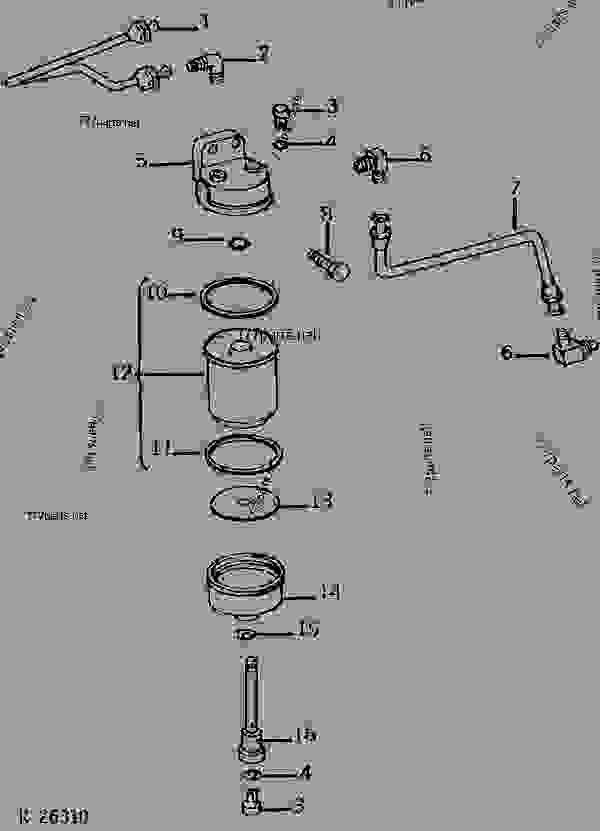 wiring diagram for john deere 830