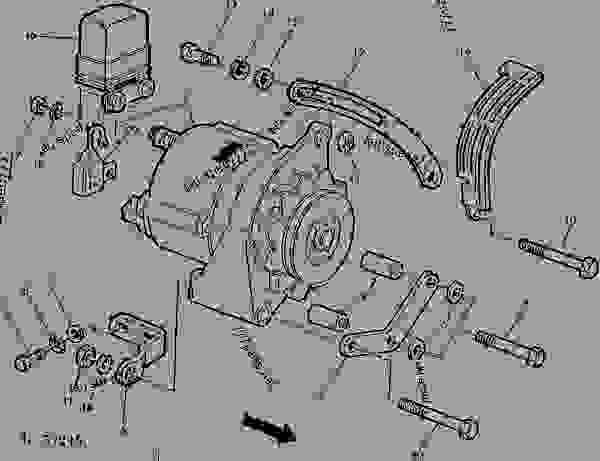 john deere 630 carburetor diagram