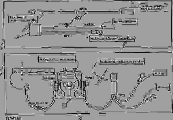 4010 John Deere Wiring Diagram Oil Cooler €�