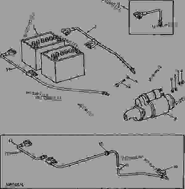 31 John Deere 2440 Parts Diagram