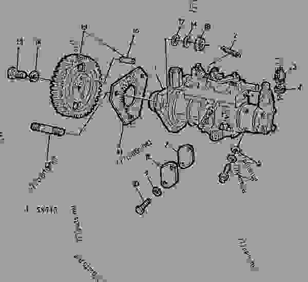 john deere 2030 parts diagram  john  free engine image for