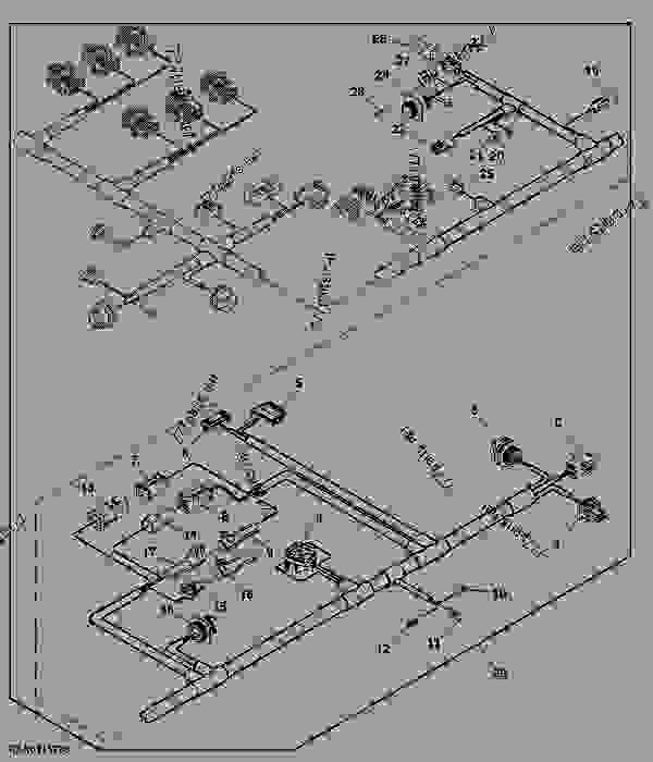 List Of Spare Parts: John Deere Wiring Harness Connectors At Aslink.org