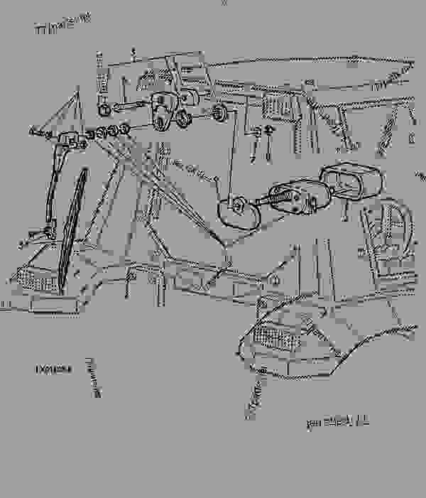 john deere 445 parts diagram  john  free engine image for user manual download