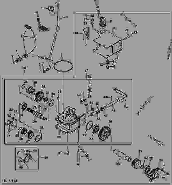 Mid Pto Kit Sn H610001 P615001 Tractor Pact Utility John Deere 4430 Wiring Schematic 4120 Diagram: 4120 John Deere Wiring Diagram At Kopipes.co