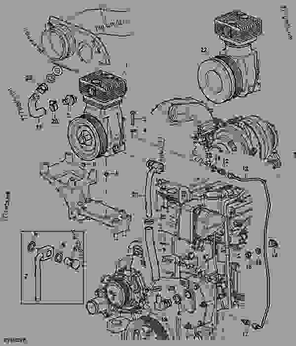 860 ford tractor electrical wiring