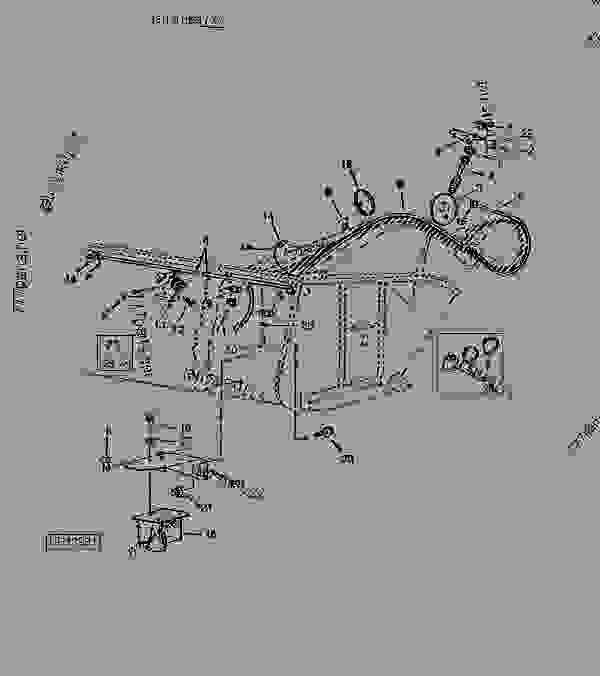 wiring harness for dial