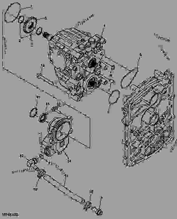 Parts Diagram For John Deere L120