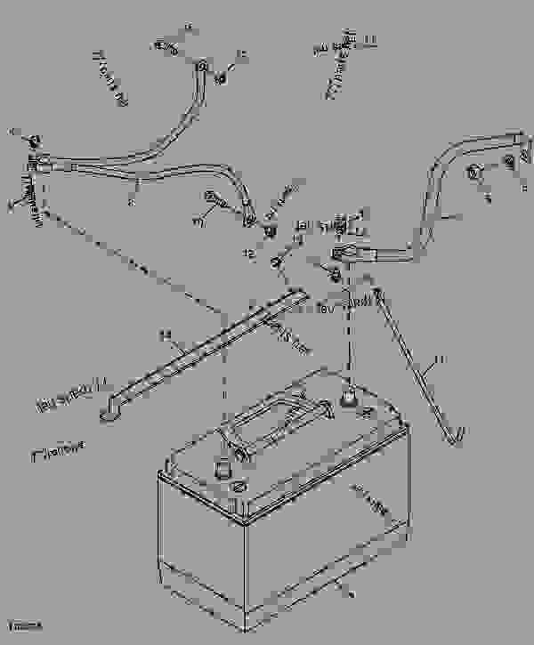 For John Deere Skid Steer Wiring Diagram  Diagrams  Wiring