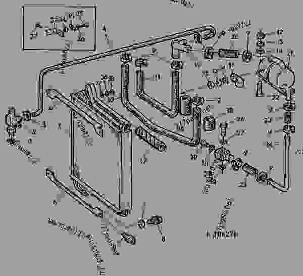 John Deere 4240 Wiring Diagram on john deere 6320 wiring diagram