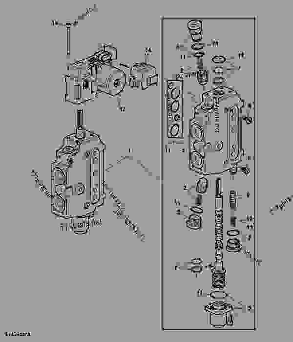 electrically operated control valve   e-scv  350 series  position iv