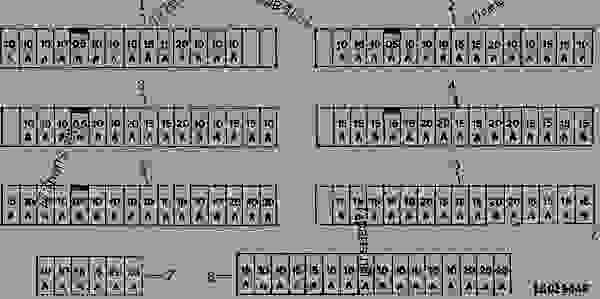 John Deere 2155 Wiring Diagram Pleted Diagrams. Label For Fuse Box 54 Tractor John Deere 2155 Rh 777parts Radio Wiring Diagram Model A. John Deere. 2355 John Deere Electrical Diagram At Scoala.co
