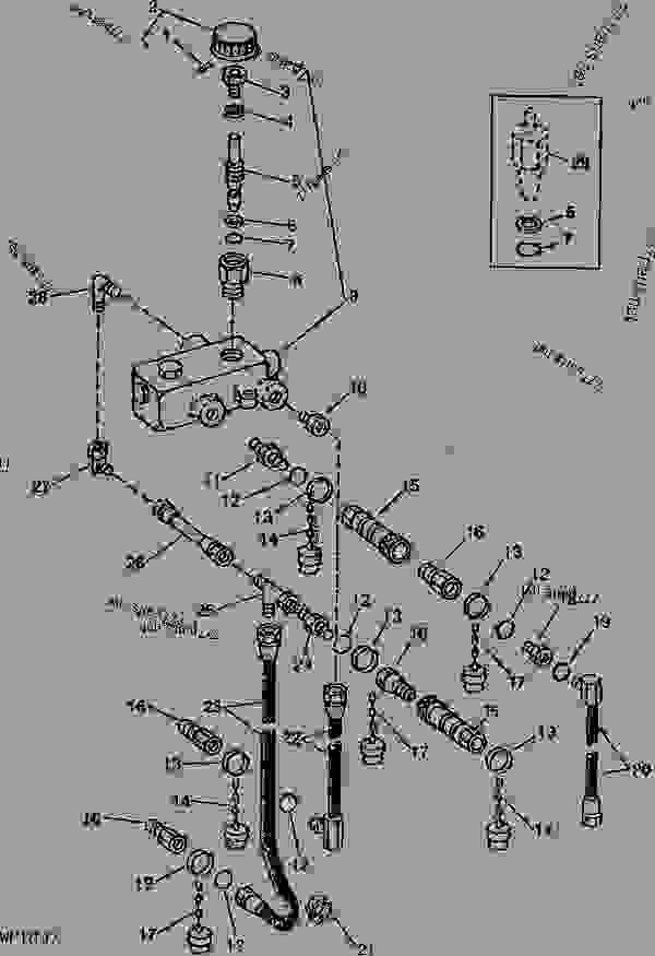 open center hydraulic system schematic