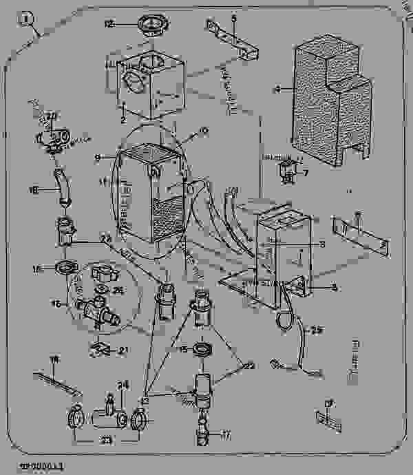 farmall cub mower belt diagram