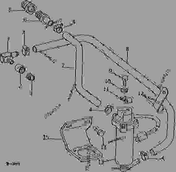 john deere 4020 transmission diagram