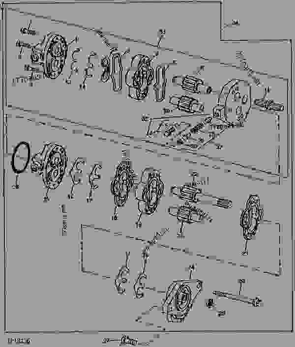 Main Hydraulic And Steering Pump (Vickers) (Relief Valve ... on 12 volt solenoid wiring diagram, pneumatic solenoid valve diagram, starter solenoid wiring diagram, solenoid schematic, 3-way solenoid valve diagram, solenoid valve electrical connections, evaporator wiring diagram, 4 post solenoid wiring diagram, solenoid valve parts list, solenoid valve tools, solenoid valve symbol, controller wiring diagram, solenoid valve piping diagram, solenoid valve bmw, solenoid valve flow diagram, dump trailer wiring diagram, starting motor wiring diagram, check valve parts diagram, solenoid valve engine, hydraulic wiring diagram,