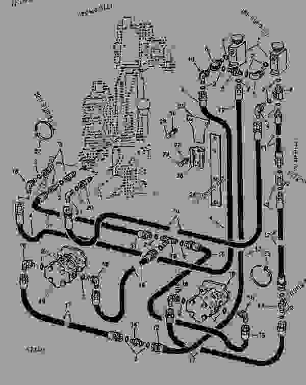 John Deere 1770 Planter Wiring Diagram : John deere nt planter parts tractor engine and