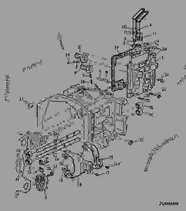 john deere 4440 electrical diagram