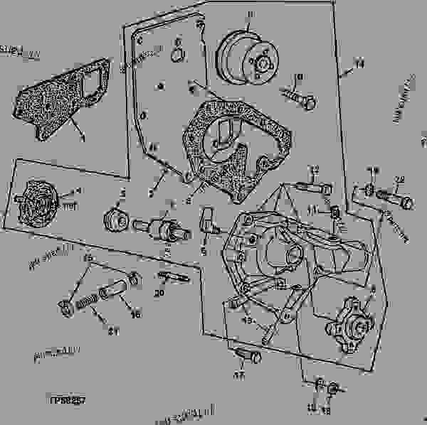 water pump assembly code 2022 water pump  high position