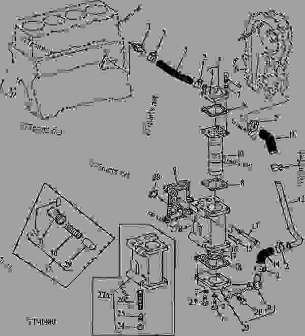 Massey Ferguson Fuel Line Diagram Com