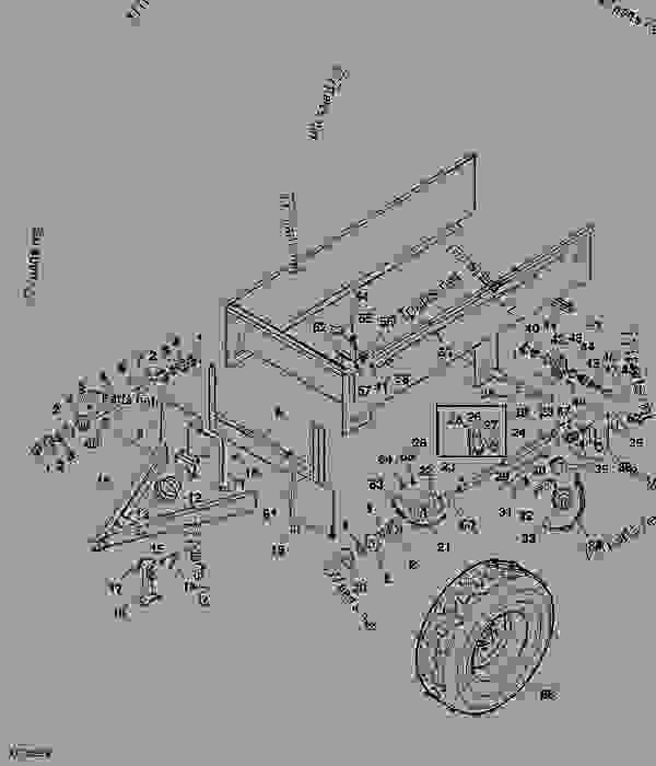 ford 8n parts diagram