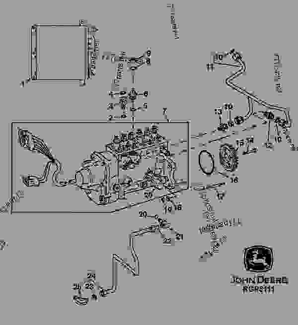 955 john deere engine parts diagrams