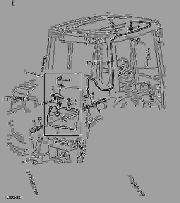S940584 furthermore John Deere 6400 Starter Relay furthermore John Deere Ignition Wiring Diagram 250 additionally John Deere 6410 Wiring Diagram besides John Deere Fuse Box. on john deere 6210 wiring diagram