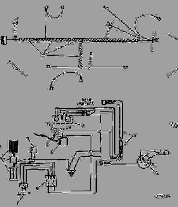 Cab Wiring Diagram 01f18 Picker Cotton John Deere 9965 Picker