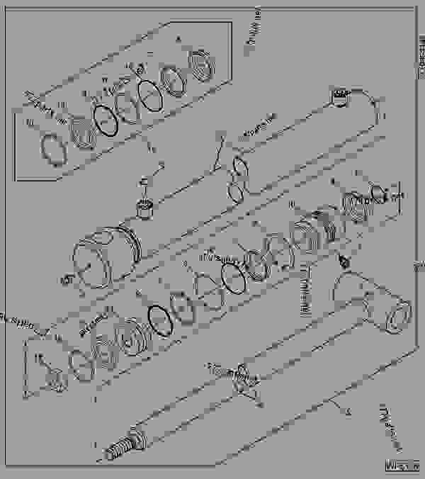 S689381 on john deere 430 parts diagram