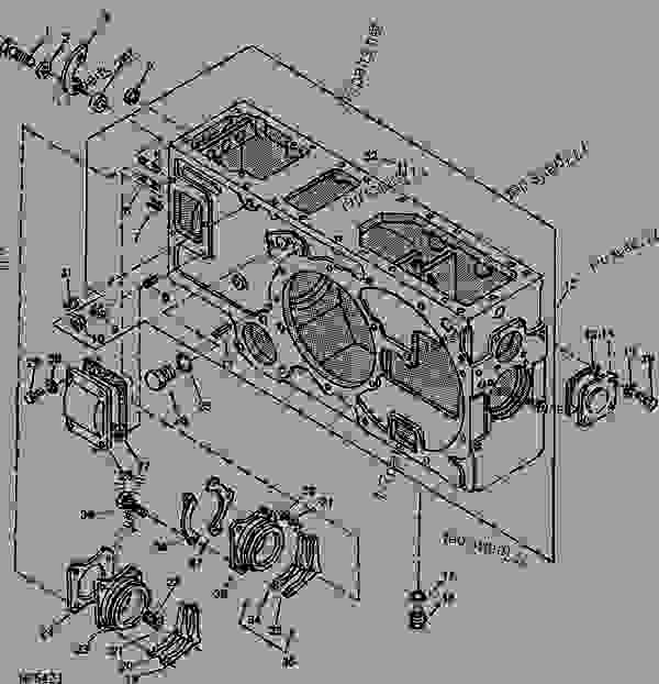 35 John Deere 950 Parts Diagram