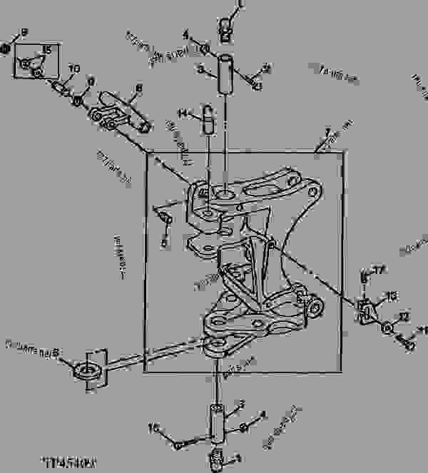john deere 310d backhoe wiring diagram