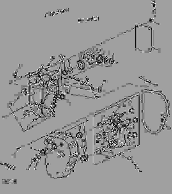 Parts scheme TRANSMISSION - CART, COMMODITY John Deere 1910 - CART, COMMODITY - 1910 Commodity Air Cart DRIVES AND TRANSMISSIONS TRANSMISSION | 777parts