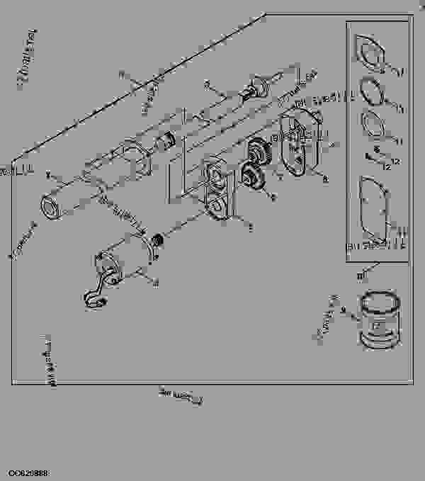 575 John Deere Hay Baler Parts furthermore New Holland 455 Sickle Bar Mower Parts Manual Htnh P450455 besides 25 New Holland Parts Diagram Tractor Parts Service And Repair additionally John Deere X485 Wiring Diagram Schematic Free in addition Diy Homemade Simple Hay Baler. on hay baler diagram