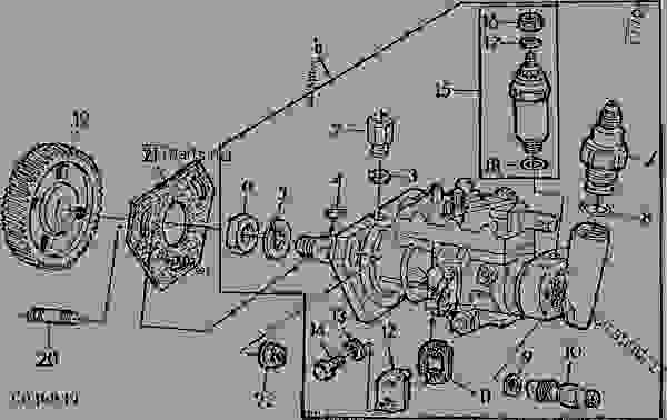 cd36939________un01jan94 fuel injection pump (cav lucas axial outlets)(dpa2)(12v) code 1602