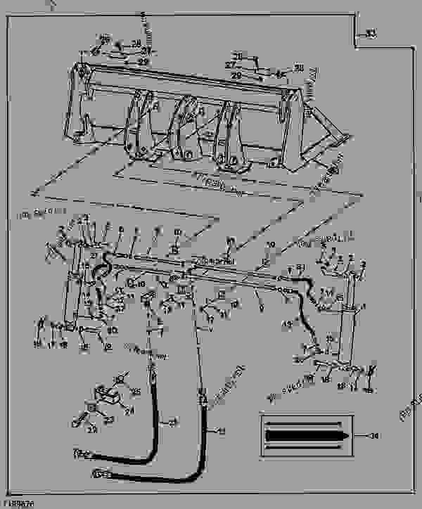 Engine in addition Fuse Box Diagram 5103 John Deere also AM40430 000037E 19 03APR06 1 moreover John Deere Loader Bucket Cutting Edge likewise 318 Poly Engine Ignition Wiring Diagram. on john deere 210le