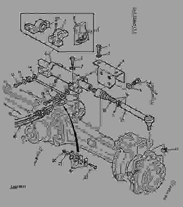 4048 in addition John Deere X305r Garden Tractor Spare Parts furthermore Ford Tractor Parts Diagram Elegant Design Power Steering Schematic Acorn Services Pertaining Enticing Drawing besides 928d 1997 wiring additionally Wiring Diagram For Lx280 John Deere. on john deere tractor steering