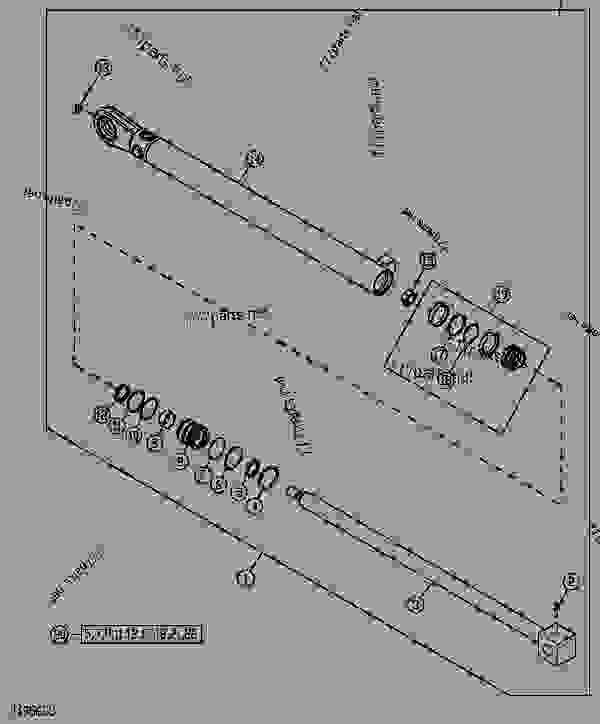 new holland ls190 parts diagram