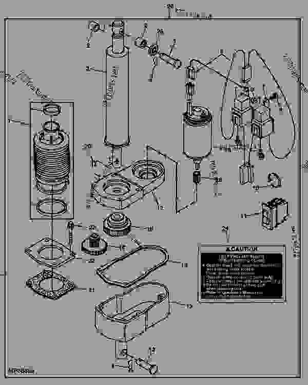 John Deere Gator Hpx Wiring Diagrams on john deere 445 engine diagram