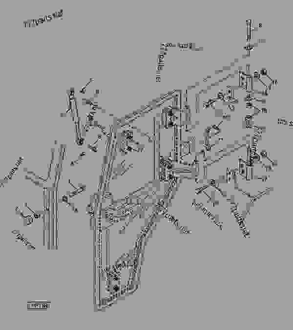 ford 1710 tractor wiring diagram