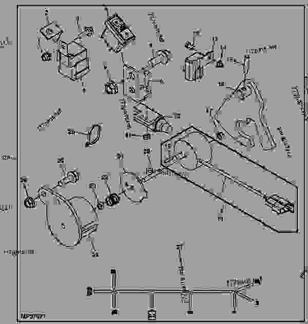1975 chevy 350 firing order diagram