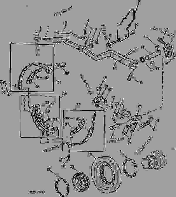 david brown 990 engine diagram