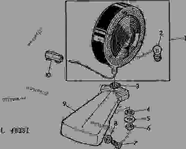 list of spare parts