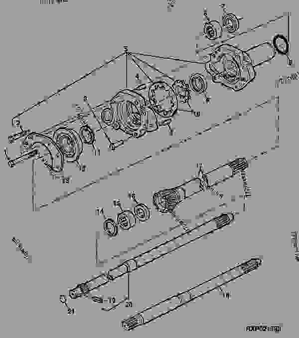 New Holland L555 as well P 14286 John Deere 190c Transmission Parts Diagram likewise 4180 together with John Deere 2305 Wiring Diagram likewise S 265 John Deere Z510a Parts. on john deere tractor power