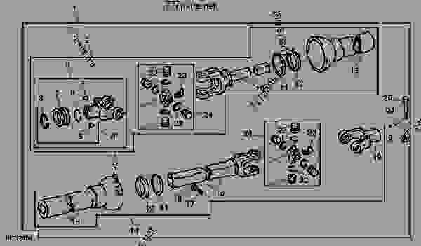 Drive Shaft For 650 750 850 950 And 900hc Tractors Fits Gear. List Of Spare Parts. John Deere. John Deere 160 Lawn Tractor Parts Diagram Rear Axile At Scoala.co